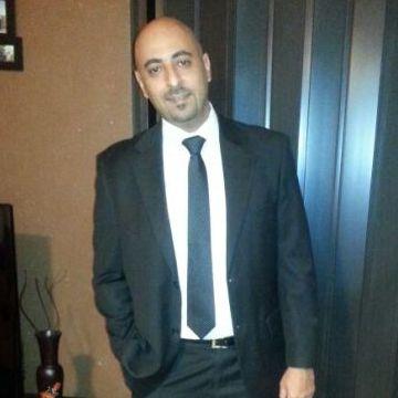 Amjad, 36, Safut, Jordan