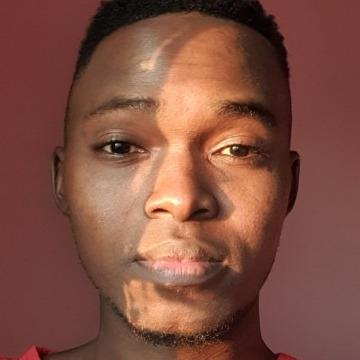 Amos, 25, Maputo, Mozambique