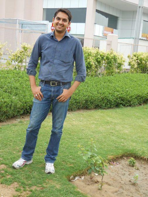 Prateek Tomar, 32, Mumbai, India