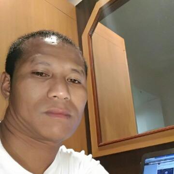 Aloysius Muga, 40, Kupang, Indonesia