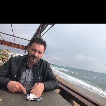 Facebook instagram; Ferat Altindag, 37, Manavgat, Turkey