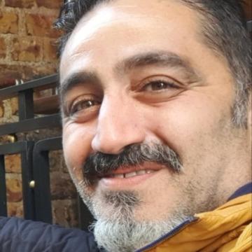 Ata, 47, Istanbul, Turkey