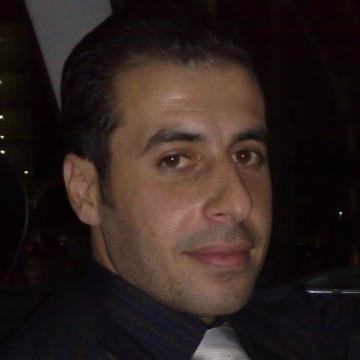Mustafa Ramadan, 41, Damascus, Syria