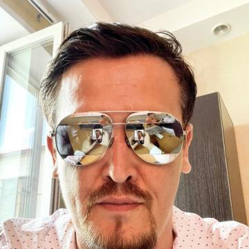 Imran Janbay, 39, Almaty, Kazakhstan