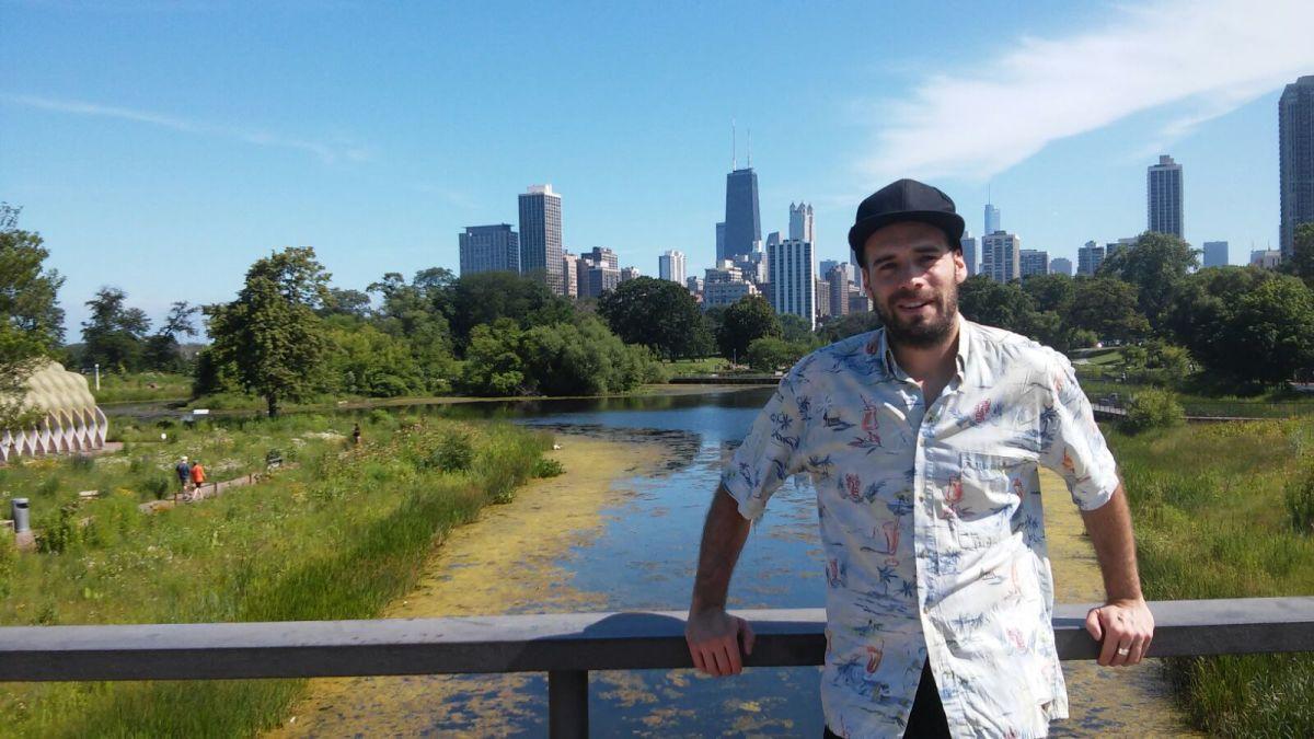Alejandro Vega, 38, Santiago, Chile