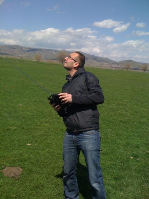 Huseyin Sarp, 36, Izmir, Turkey