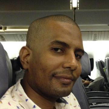 Elmolathum Eltahir, 42, Jeddah, Saudi Arabia