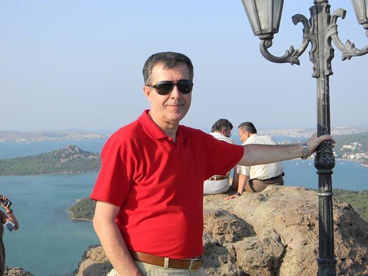 Ismail Tanev Iyihuylu, 64, Istanbul, Turkey