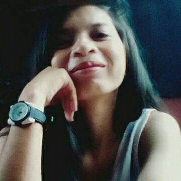 Annabel Arong Bancale, 21, Talisay City, Philippines