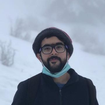 Sarmad Neelam Hafeez, 25, Islamabad, Pakistan