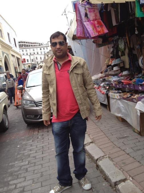 Jassim, 41, Dubai, United Arab Emirates
