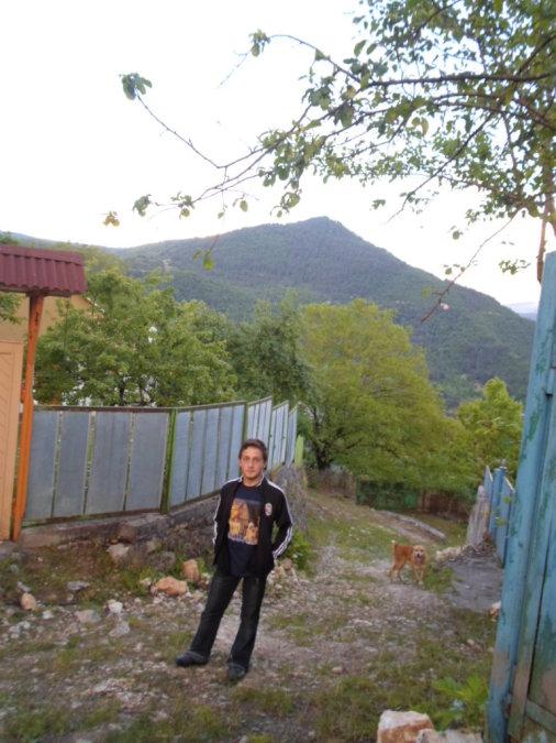Tazi, 22, Kutaisi, Georgia