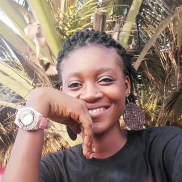 Deborah, 22, Takoradi, Ghana