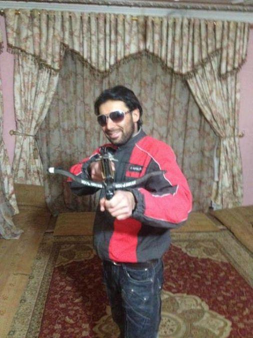 Jhon Hashemi, 29, Kabul, Afghanistan