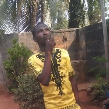 donald, 27, Cotonou, Benin