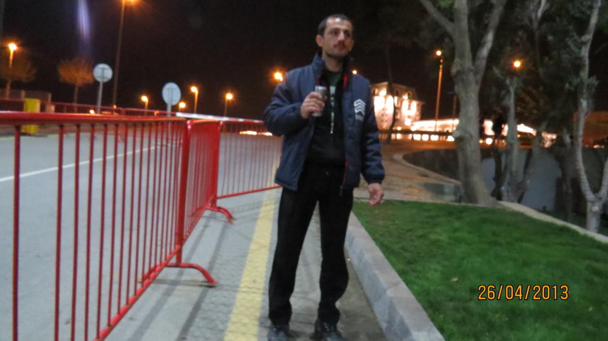 Roshka Muxtarov, 39, Baku, Azerbaijan