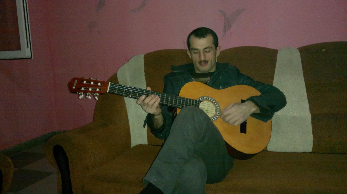 Roshka Muxtarov, 40, Baku, Azerbaijan