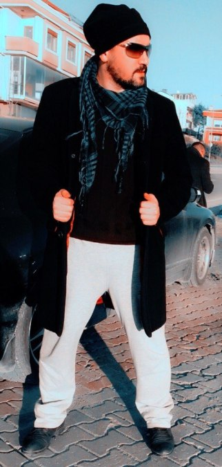 muco, 34, Istanbul, Turkey