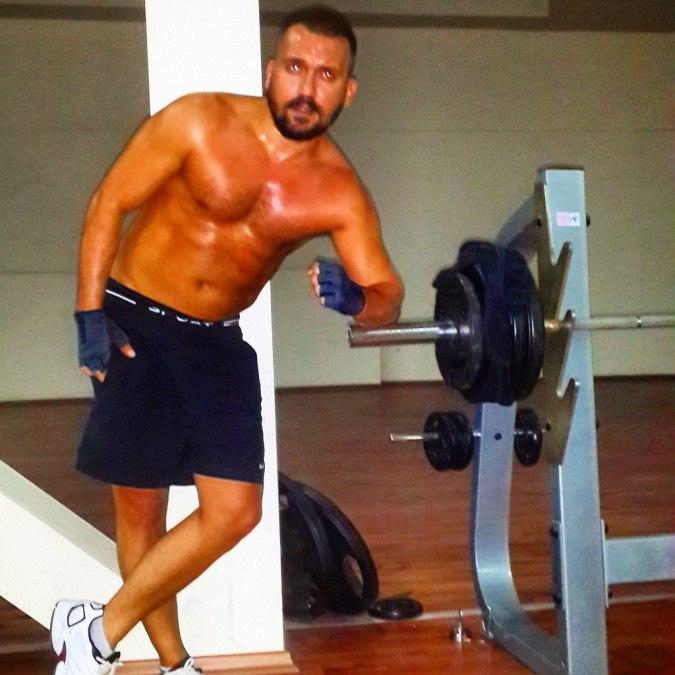 muco, 35, Istanbul, Turkey