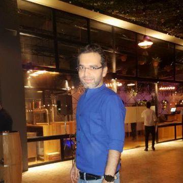 Anand Ahuja, 40, Mumbai, India