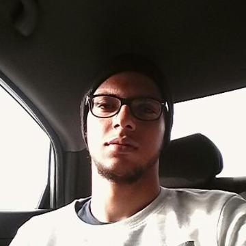 Sobhy, 21, Istanbul, Turkey