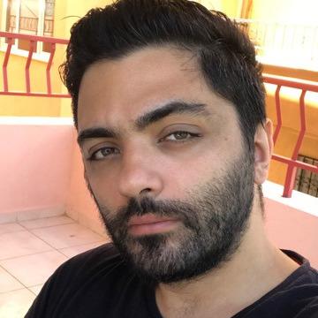 Cemil Aksu, 29, Istanbul, Turkey