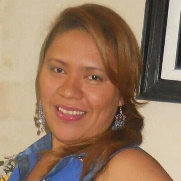 Lorena Cruz, 38, Tegucigalpa, Honduras