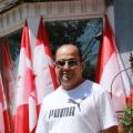 Nader Dweik, 46, Amman, Jordan