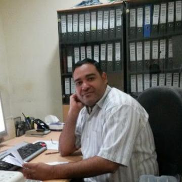 Omar Allfa, 39, Ad Dammam, Saudi Arabia