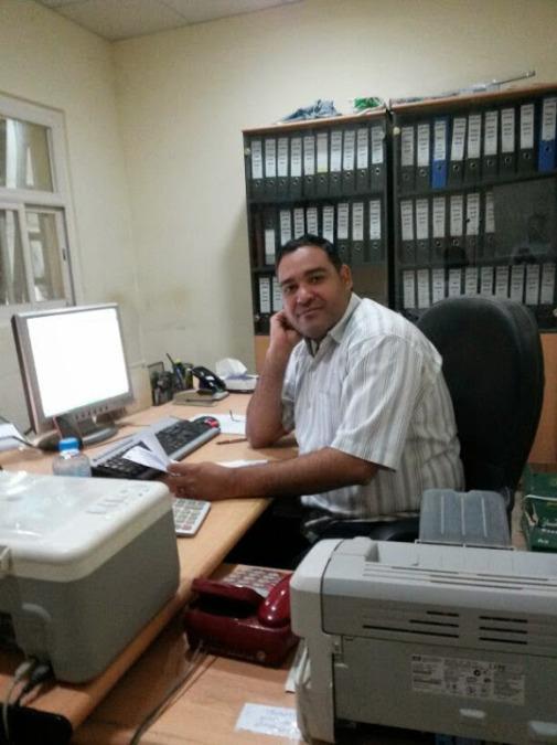 Omar Allfa, 41, Ad Dammam, Saudi Arabia