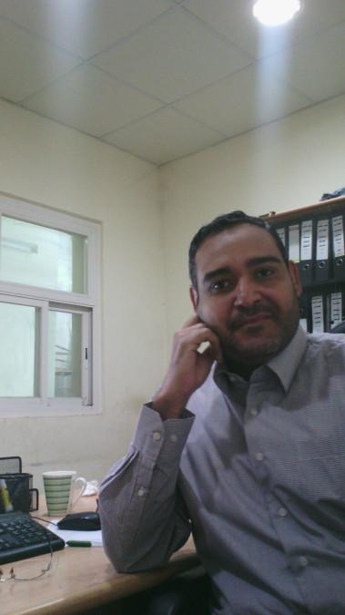 Omar Allfa, 40, Ad Dammam, Saudi Arabia