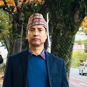 Kaushal Acharya, 51, Nepalgunj, Nepal