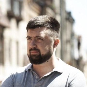 Eugene Musienko, 34, Kharkiv, Ukraine