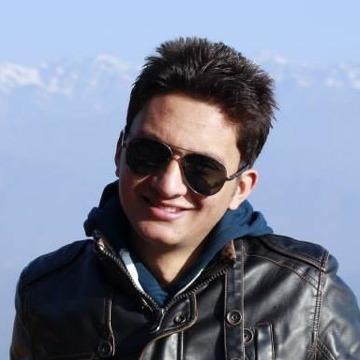 Bisnu Gautam, 28, Kathmandu, Nepal