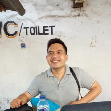 Jack Lin, 37, Surabaya, Indonesia