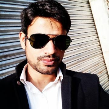 Shaun (Delhite), 30, New Delhi, India