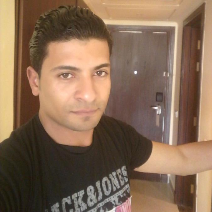 Mahmoud Selem, 30, Cairo, Egypt