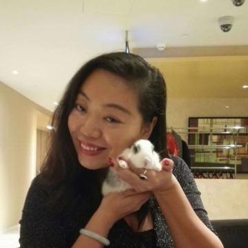 Wendy Song, 35, Shanghai, China