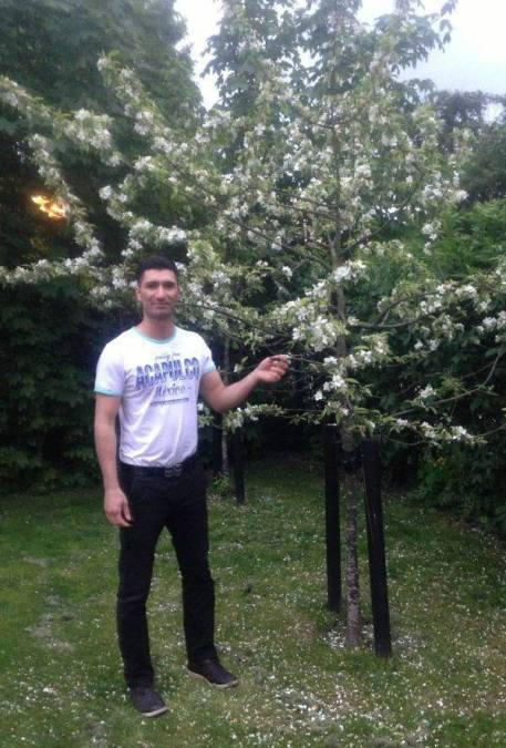 Bahman Edi, 36, Copenhagen, Denmark