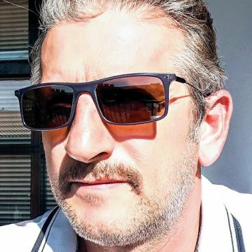 Cemal Pilgir, 51, Antalya, Turkey