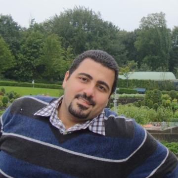 zico, 35, Alexandria, Egypt