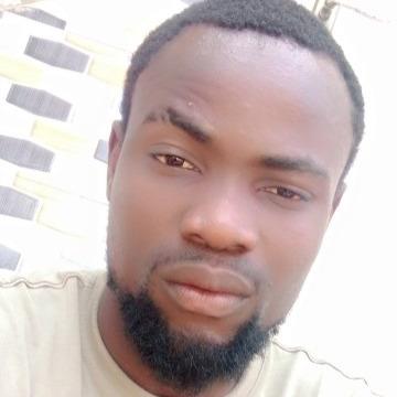 Austine Achu, 25, Accra, Ghana