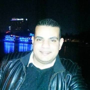 Mahmoud Elzohiery, 32, Cairo, Egypt