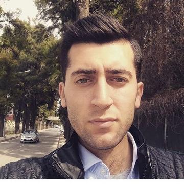 Mustafa Şeker, 28, Izmir, Turkey