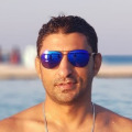 Sherif Shaheen, 39, Cairo, Egypt