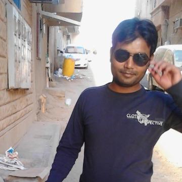 Iftekhar Ali, 35, Dubai, United Arab Emirates