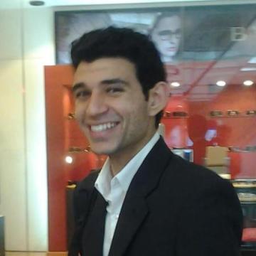 Amr Tarek, 29, Dubai, United Arab Emirates