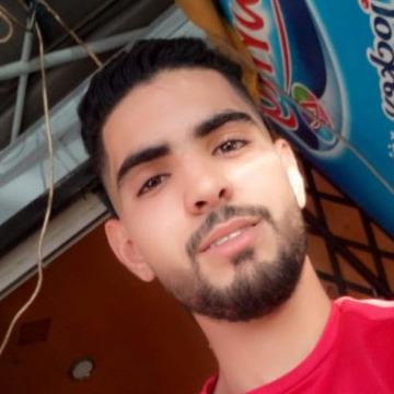 Hamza Elmachichi, 22, Taza Province, Morocco