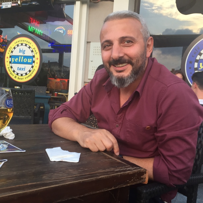 Mustafa Kemal Sancak, 43, Istanbul, Turkey