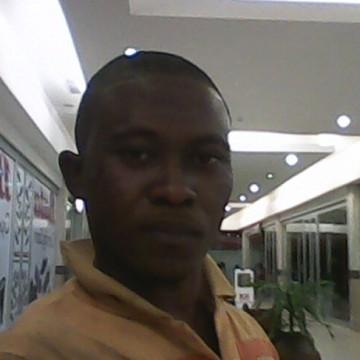 Tait William, 49, Accra, Ghana